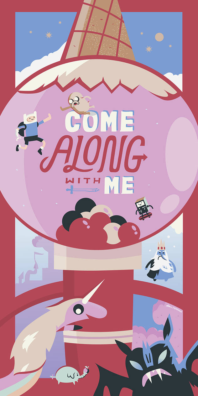 Adventure Time: Come Along With Me by Jurassickevin