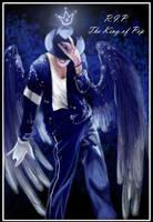 R.I.P. Michael Jackson by tazrandus