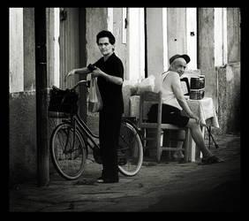 ..traffic.. by venerescalza