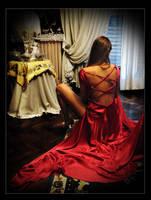..red II.. by venerescalza