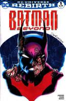 Batman Beyond Cover Art by samrogers