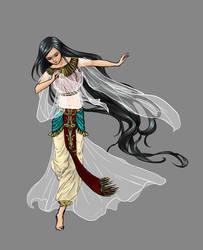 GC: Amarantha full body by raindance168