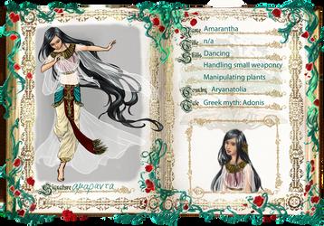 GC: Amarantha by raindance168