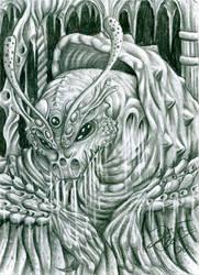 Elder God by arcaneserpent