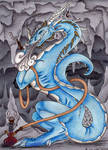 Hookah - The Dragon by LaJolly