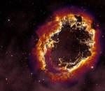 Nebula Explosion by LaJolly