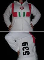 Wheel-jacket by Marzarelo
