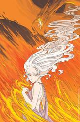 The Burning Tears by Cinnamoron