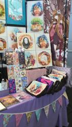 Booth Display by Cinnamoron