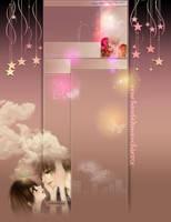 YT Layout - Dengeki Daisy by enchantingmarshie18