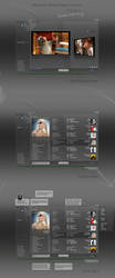 Windows Media Player concept by astoyanov