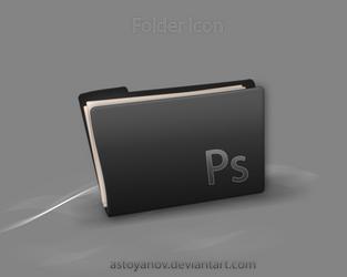 Folder icon by astoyanov