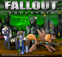 Fallout: Equestria by arconius