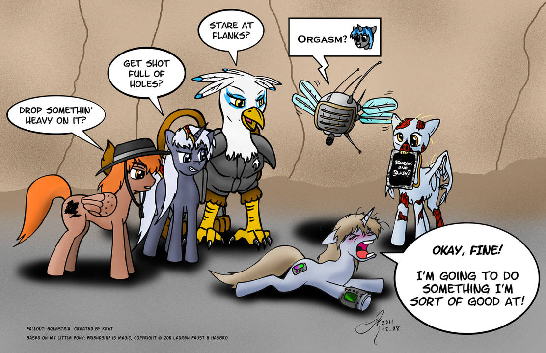FoE: What I Do Best by arconius
