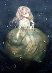 Goddess by Sugar-Thief