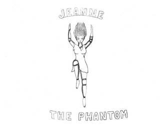 Jeanne, The Phantom by GalasiaSeekai