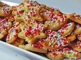 Christmas Cookies by Himmelsblau