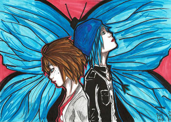 Max and Chloe SZ #2 by Ontan