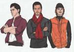 Art Gift - Bro Team ( Winter Nights ) by Illo1