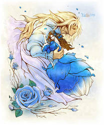 Beauty and the Beast by YaLis