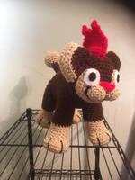 Litleo Free Crochet Pattern by Robezpierre