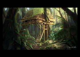 Jungle Venture Concept by Zureul