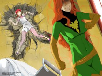 Wrong Phoenix, Ranma by chou-roninx