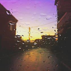 Rain by XoN1