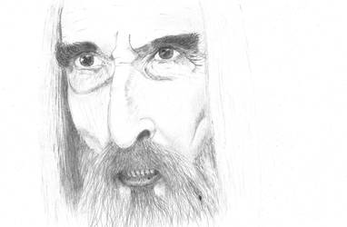 Saruman by sarcazmatic