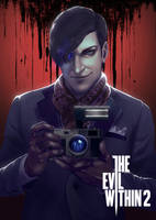 The Evil Within 2 - Veritas by Ade-AndaRio