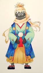 Takuin by Spiegelfaenger