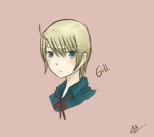 Harvest Moon : Gill by aru98