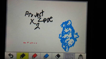 game note doodle by Fusernien