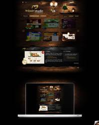 personal portfolio online by t3t5uo