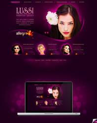 lussi beauty salon by t3t5uo