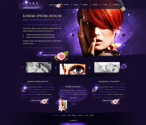 zara beauty salon by t3t5uo