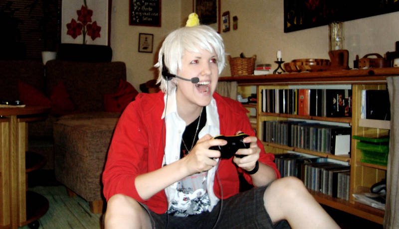 APH: Video games are not good by yiangillium