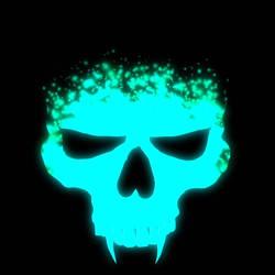 death skull by doritodorito