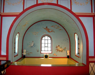 The Roman Bath by Syltorian