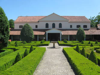 The Villa Borg by Syltorian
