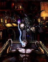 Soulstealer by HarryBuddhaPalm