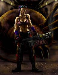 Exterminator by HarryBuddhaPalm