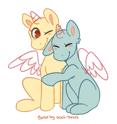 [MLP Base] Couple by sock-bases