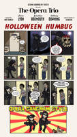 Holloween Humbug (a comic inspired by Tweets) by maryfgr23