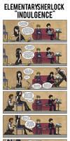 Elementary/Sherlock: Indulgence by maryfgr23