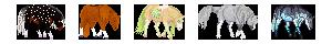 Five of my mares by Dankaetska-Mandarin