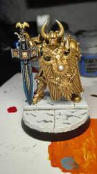 Adeptus custodes : Taurus Aldebaran by Illaitanen
