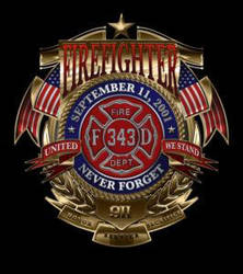 Sept. 11 Badge by LucidFusion