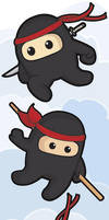 We Three Ninja by chisa