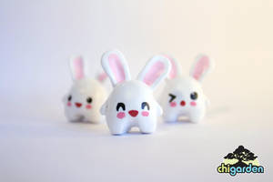 Sweet Bunnies by chisa